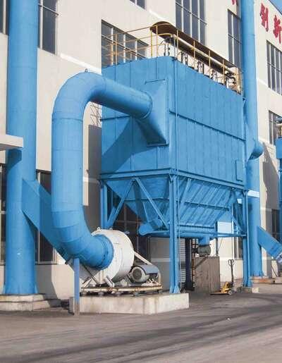 吉安布袋除尘,正规厂家,设备寿命长效率高,价优、排放达标