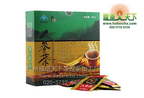 袋泡茶-花旗参袋泡茶加工-广州福道天下生物科技有限公司