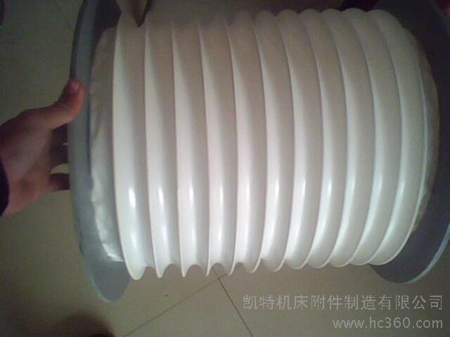 圆形硅胶布耐温风道软连接 实时报价