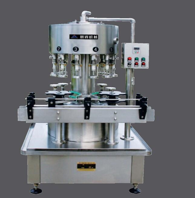 Gcp-12全自动等液位灌装机