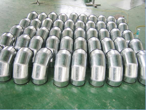 苏州捷康机电工程专业生产重庆风管_重庆螺旋风管价钱怎么样
