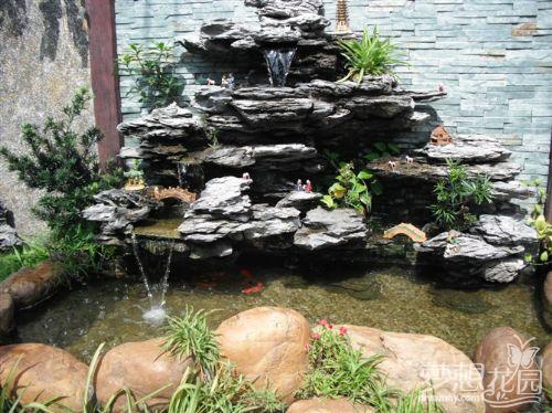 为您推荐欧风建筑品质好的广西假山鱼池——广西园林假山制作