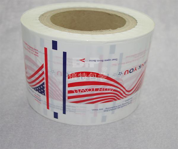 广莞深包装袋信赖厂家大量供应各种包装卷膜,可订制,量大从优