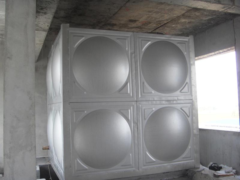 供应优质的滨州保温水箱 淄博不锈钢保温水箱生产厂家