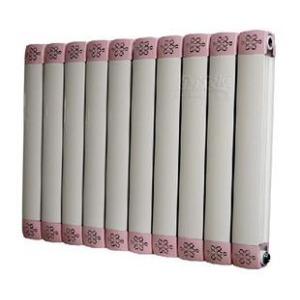铜铝复合散热器价格_取暖应选_宏光铜铝复合散热器