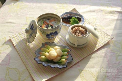 烟台嘉月月子餐吃出健康,吃出美丽