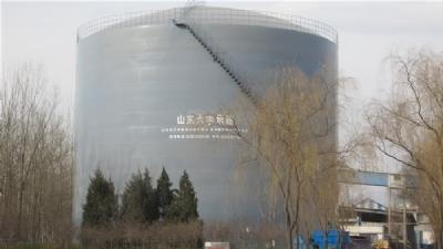 聊城诚信大型钢板库生产厂家,价格合理优惠