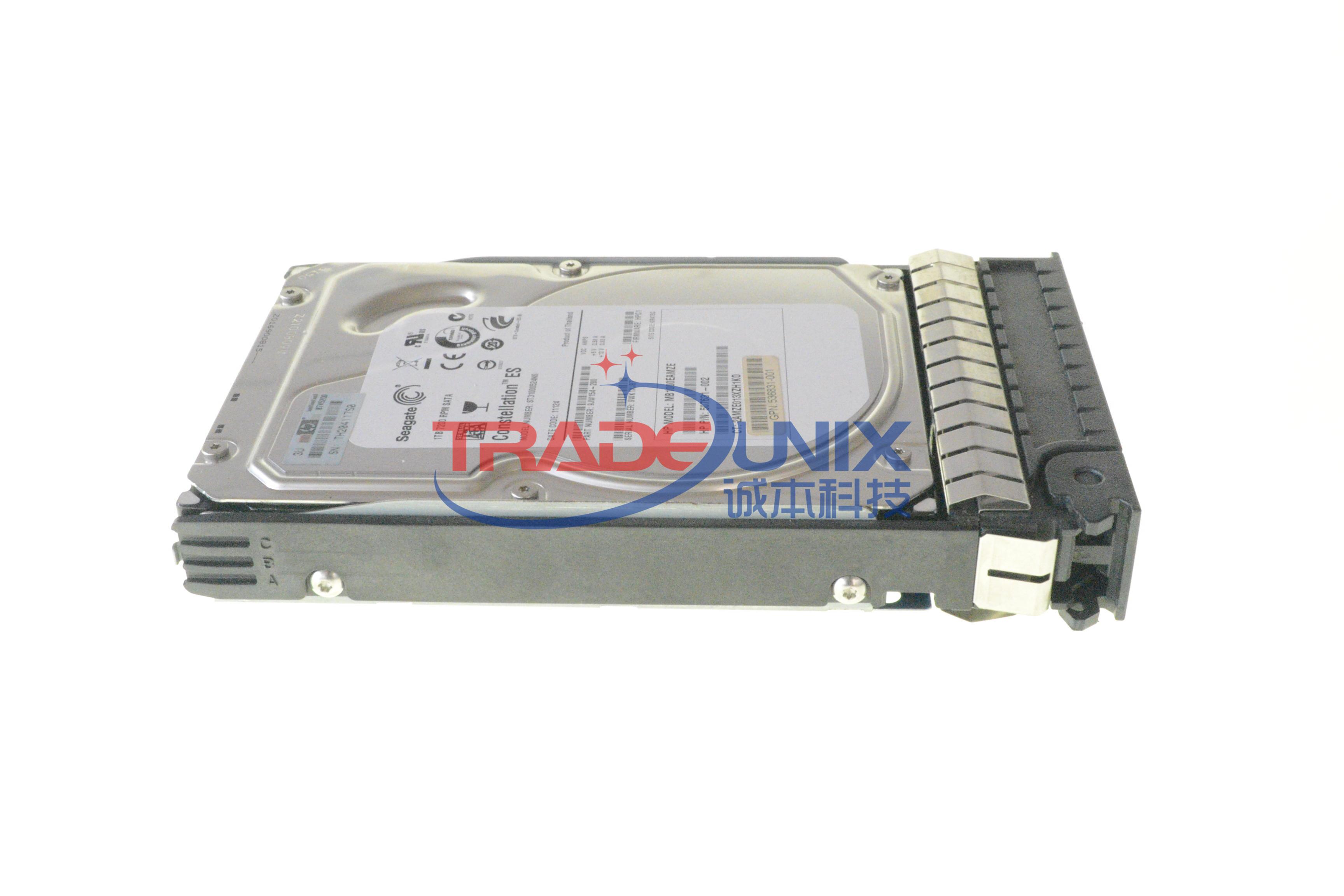 HP 1TB 7.2K SATA 454273-001
