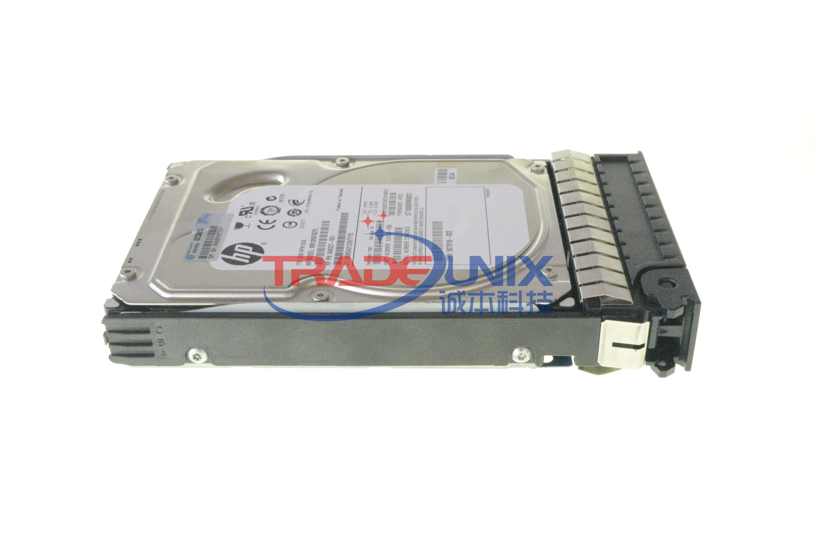 HP 1TB 7.2K 6G SAS 508011-001