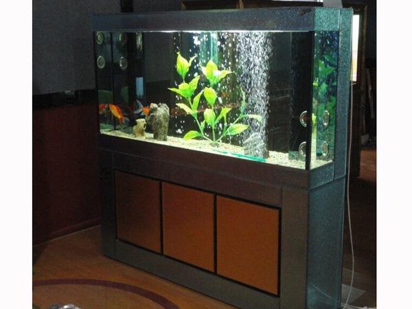 玻璃生态鱼缸制作图解