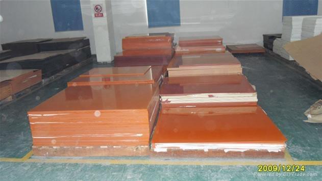 周宁酚醛层压纸板|哪里有售高性价台湾电木板橘红色