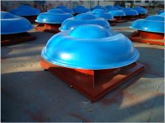 河南地區低噪聲離心屋頂風機鋁制屋頂風機
