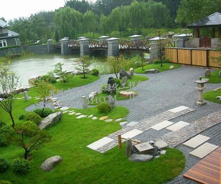 垂直生态绿化墙别墅景观