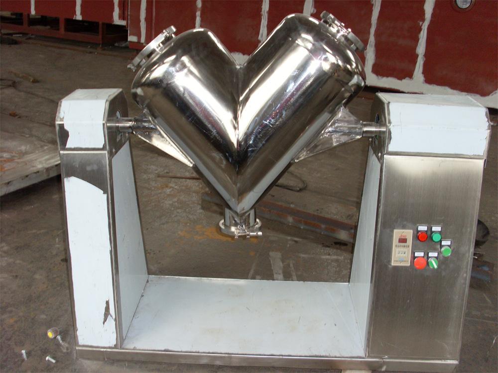 厂家供应V型高效混合机,V型混合机直供价格优惠