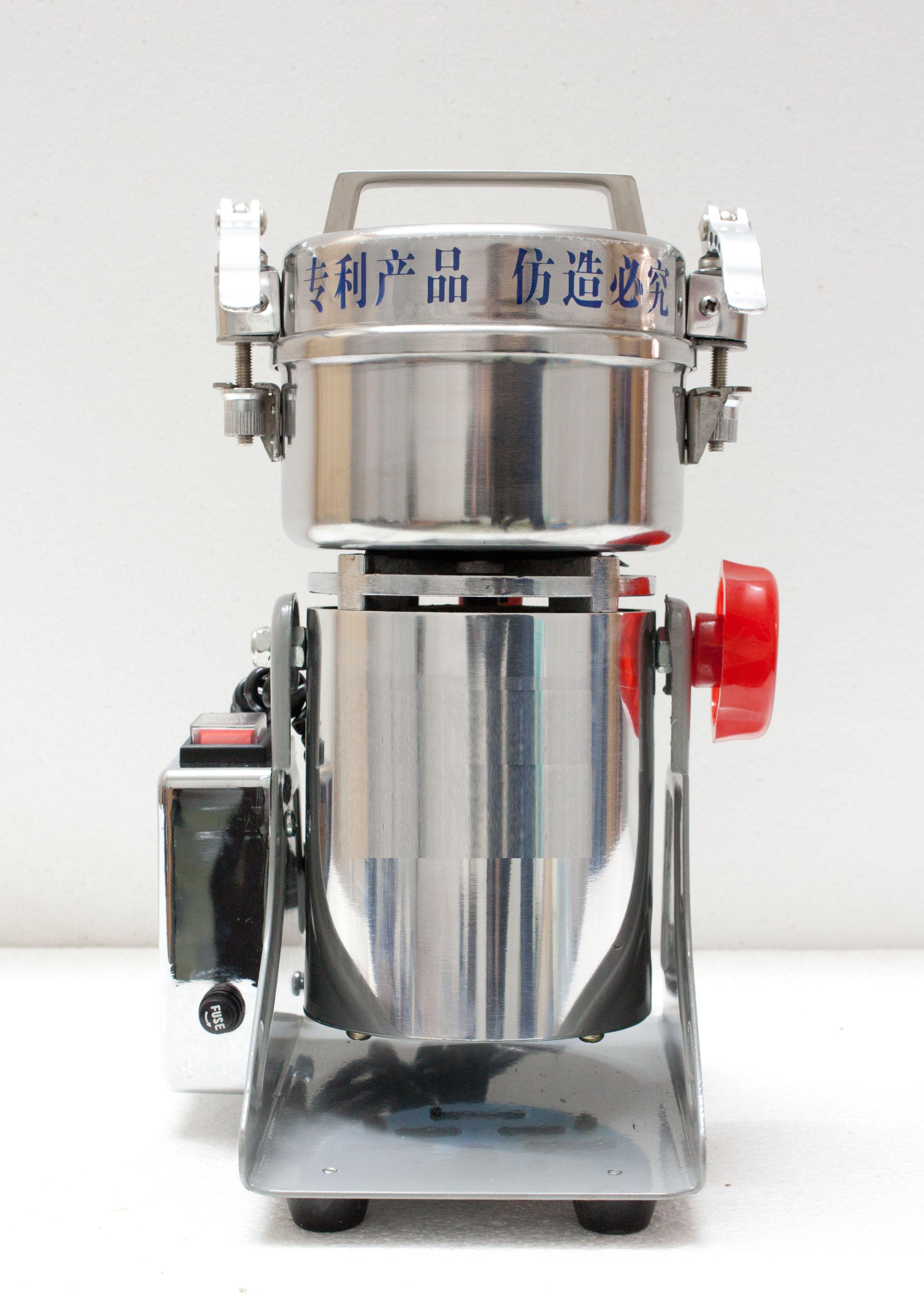 小型高速粉碎机的维护和常见故障维修_小型家用粉... _化工仪器网