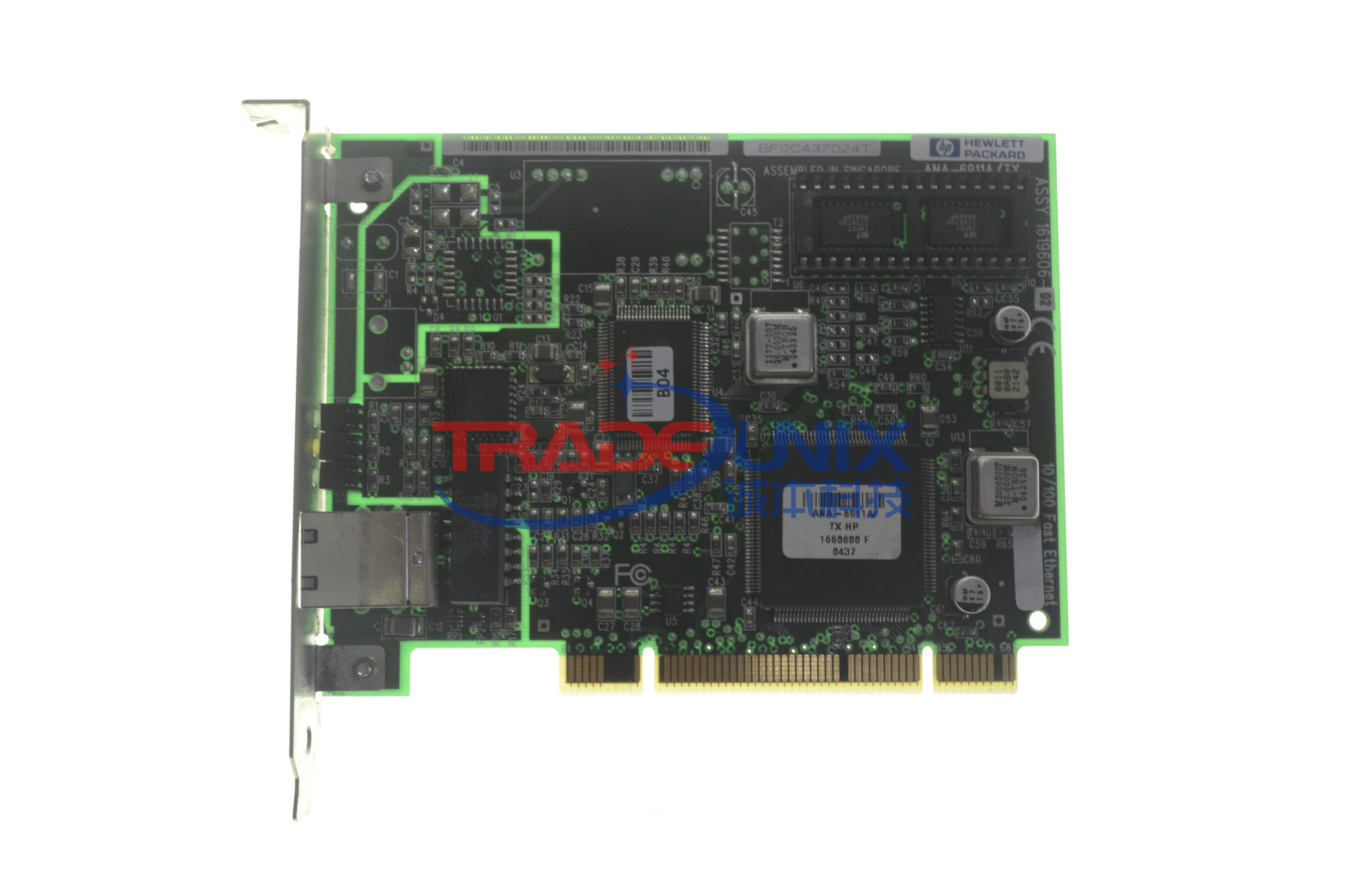HP NIC 100baseT B5509-66001