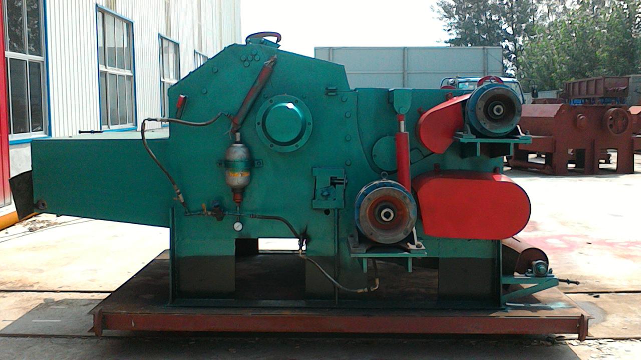 中王机械供应上等鼓式削片机:上海鼓式削片机