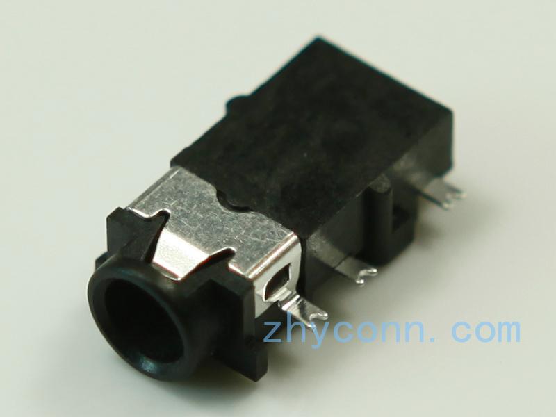 泓奕沉板耳机座PJ-3543-L6S 用于超级本,机电设备等