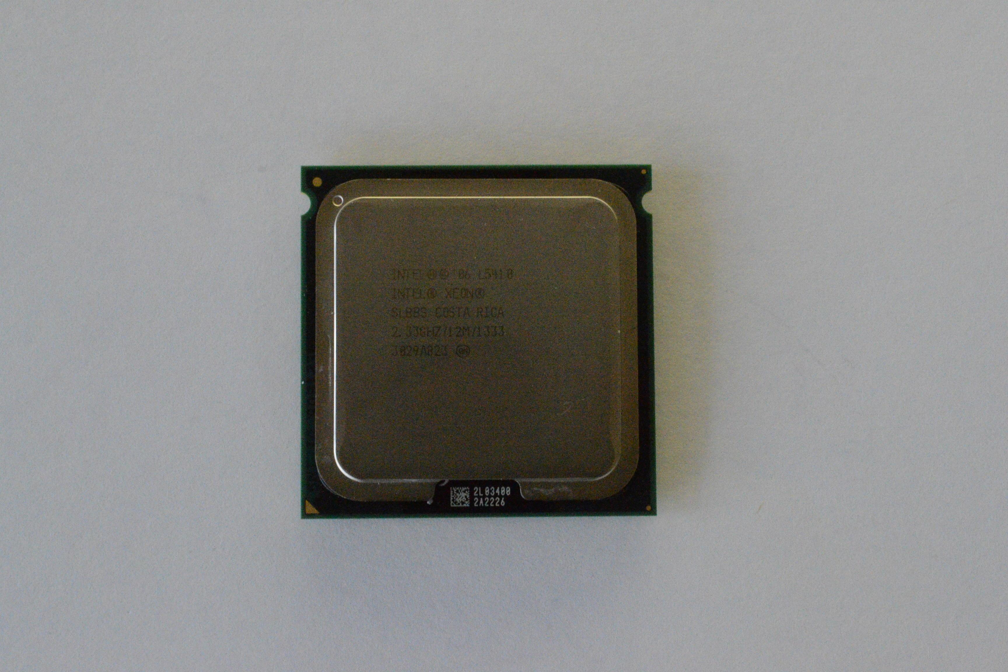 INTEL L5410 IBM XIV CPU