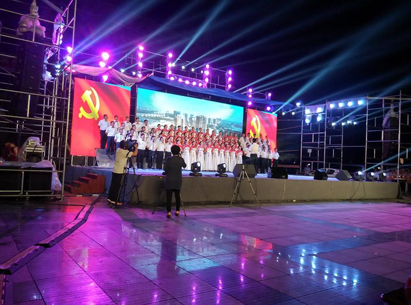 潍坊LED大屏租赁-世纪兄弟文化传播专业提供口碑好的LED大屏租赁