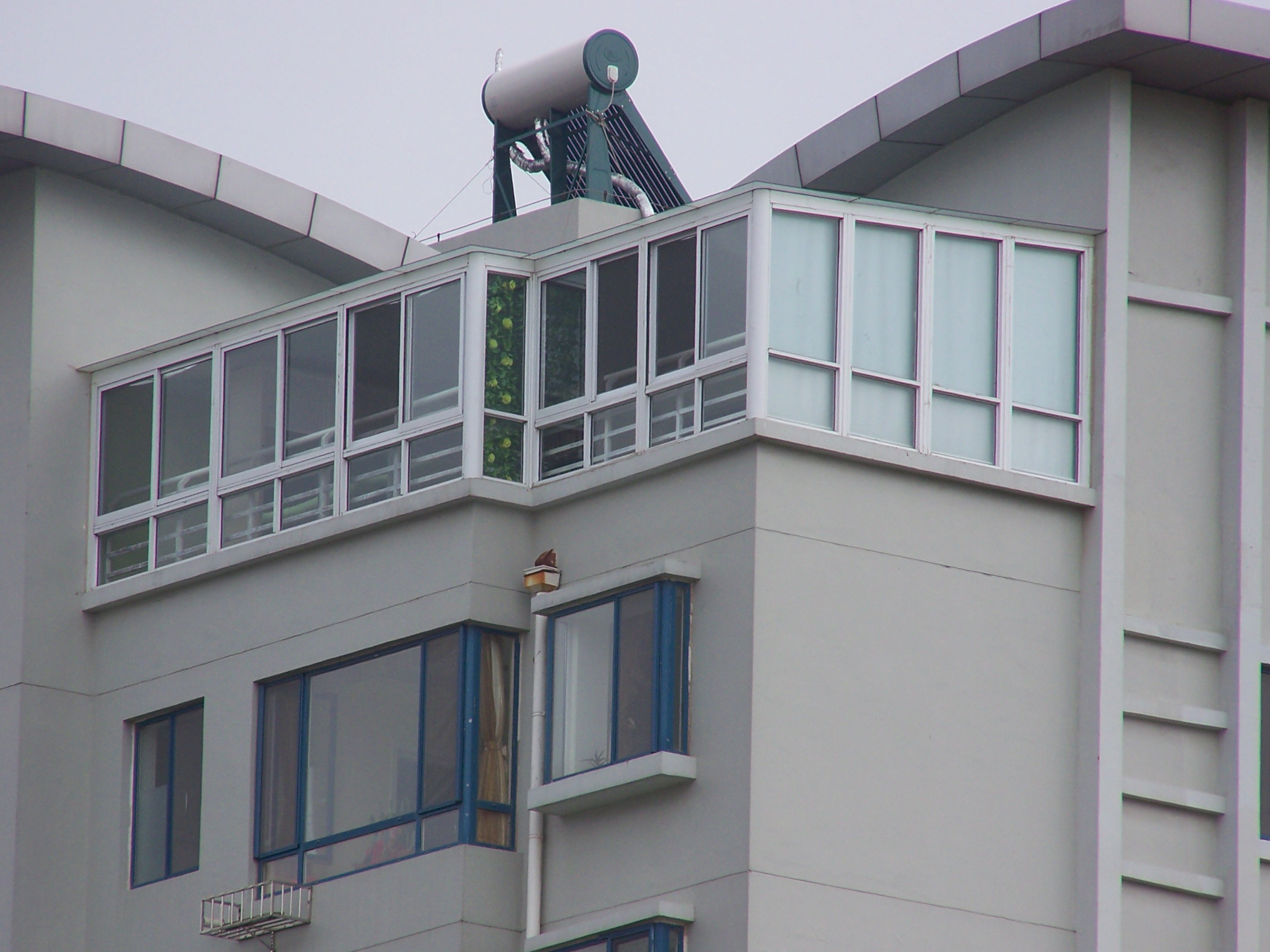 青岛断桥铝合金门窗/青岛钢结构工程青岛阳光房-商务
