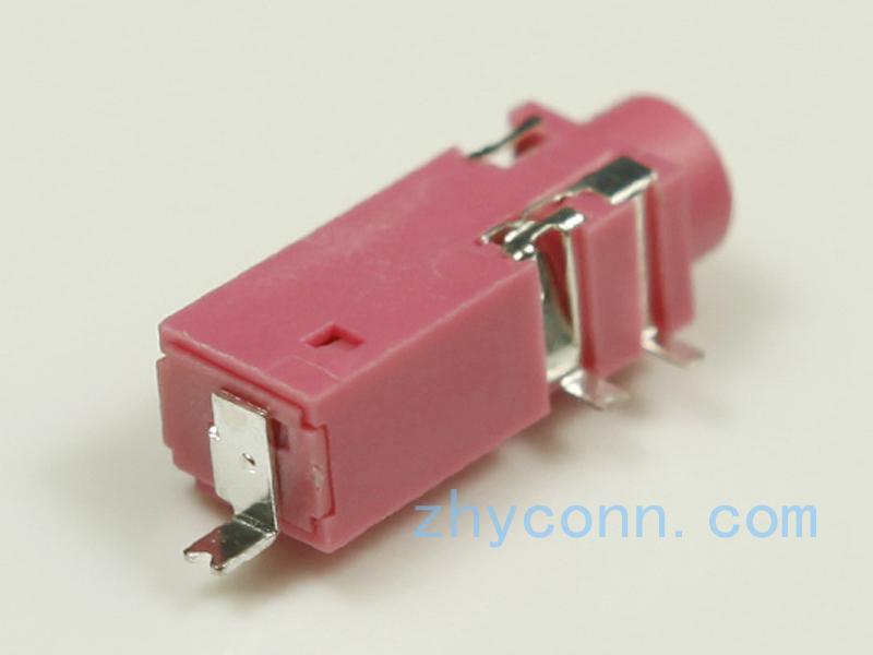 专业生产商色彩PJ-3514-22R38L5S立体声耳机座