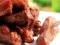 有口碑的牛肉干哪家实惠 天津风干牛肉干