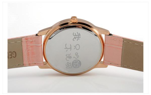 北京手表激光刻字 北京表盖激光雕刻图案 北京手表打标刻标志
