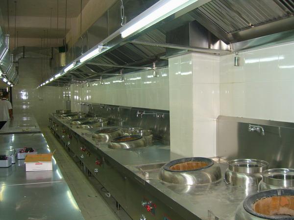广州安装厨房排烟广州管道通风安装管道的排烟室内设计x展架图片