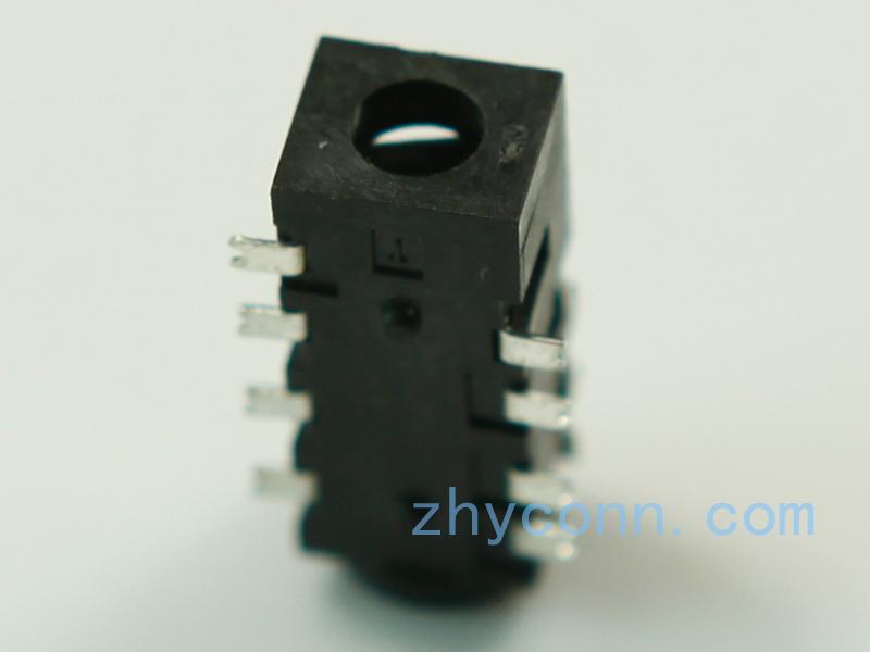泓奕科技PJ-3536-L6S高品质耳机插座厂家供销