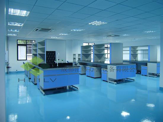 贵阳实验室全钢实验台全钢实验桌就选成都汇绿全钢实验台