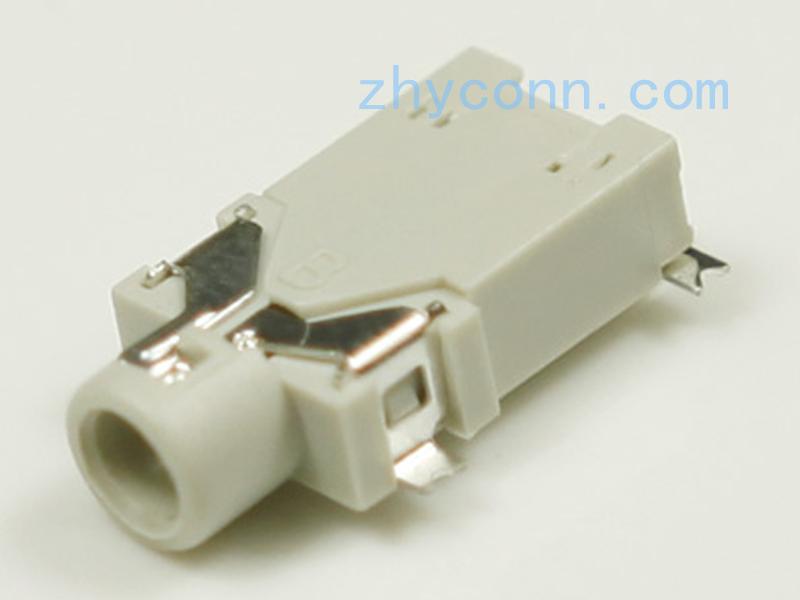 厂家耳机插座PJ-2506-W11L5S应用于自动化控制等