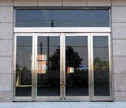 北京不锈钢玻璃门定做安装一条龙服务