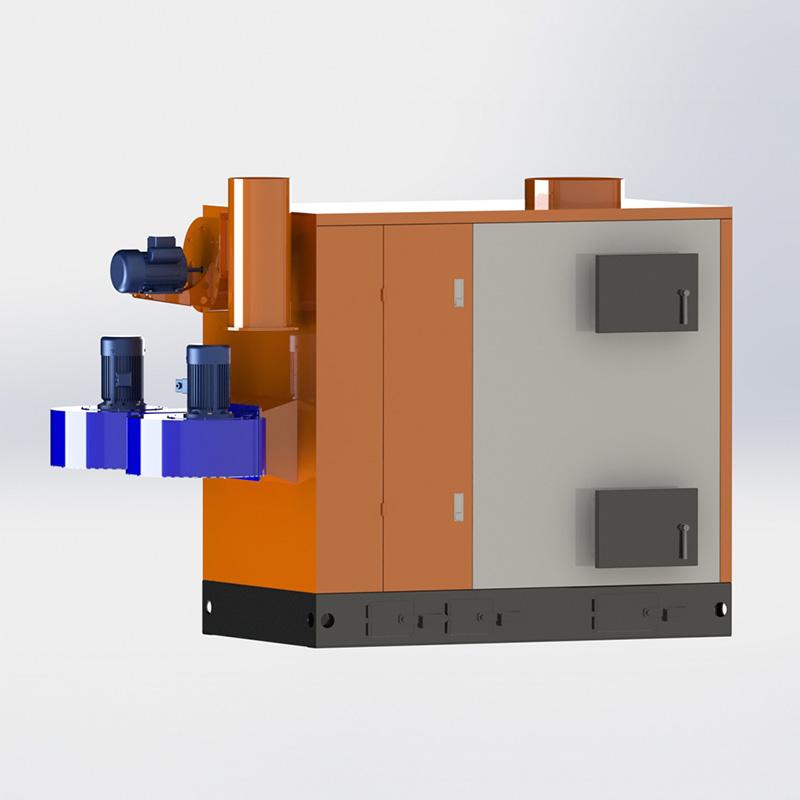 双能新产品出炉了——全自动热风炉
