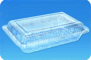J009环保保鲜盒(190x122x50mm)