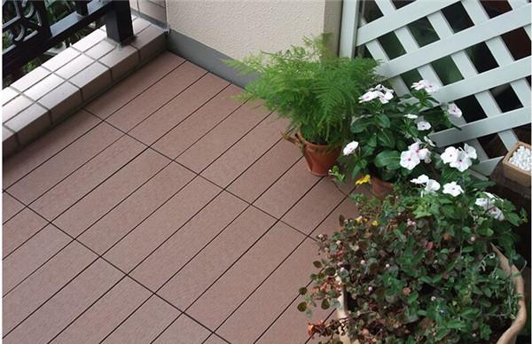 大量出售好用的户外防腐木地板
