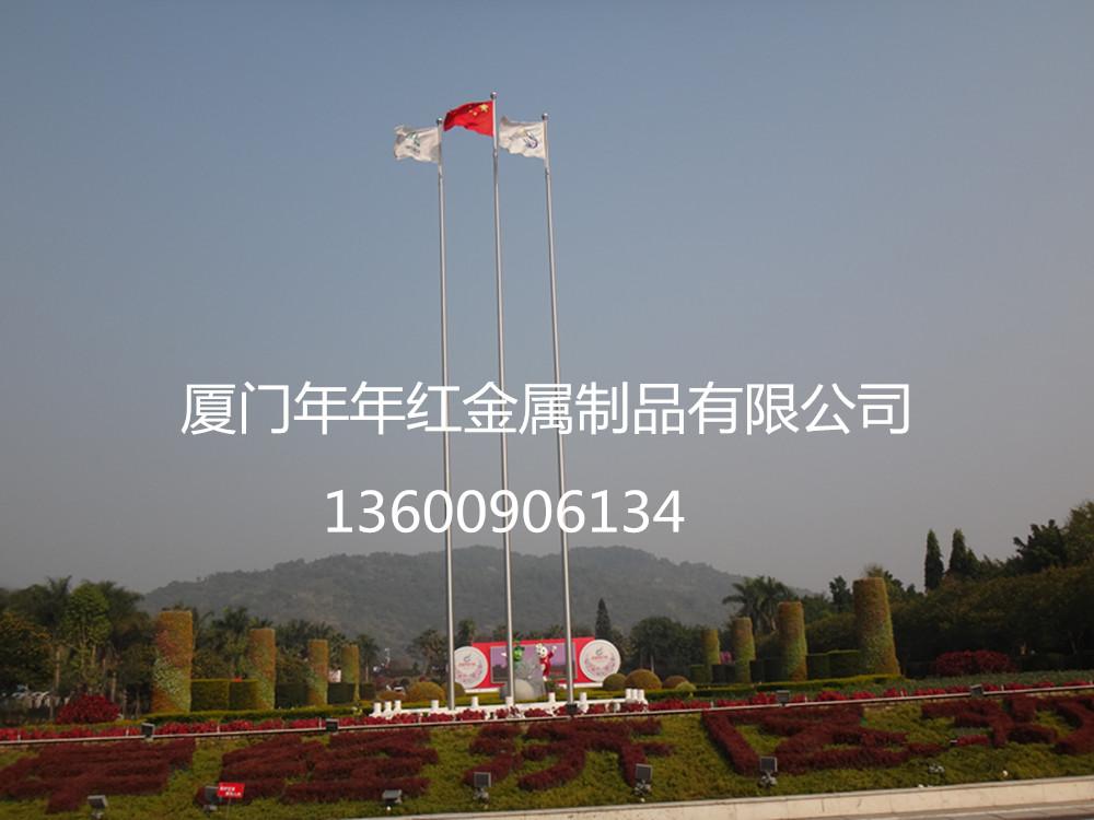 年年红专业供应-漳平旗杆不锈钢旗杆不锈钢锥形旗杆