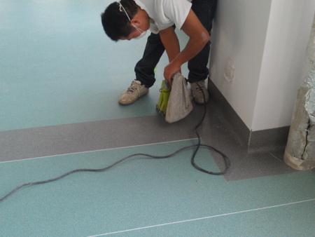 南宁pvc塑胶地板工程 信誉好的PVC地板胶