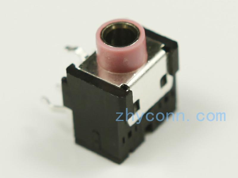 优质耳机插座供销,PJ-3109A2S彩色耳机座厂家