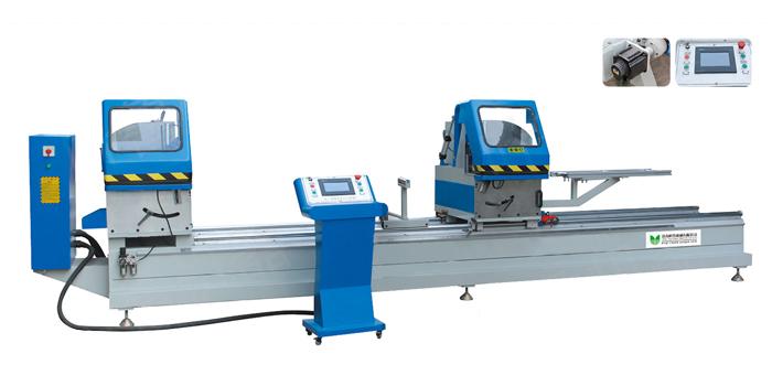 断桥铝门窗机器哪家好:叶鲁机械公司——畅销铝合金门窗机器提供商