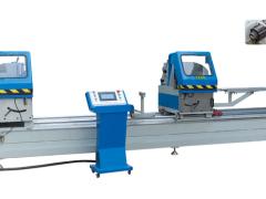 铝型材切割机哪家好:便宜的断桥铝门窗机器推荐