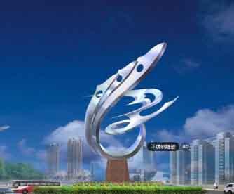 不锈钢雕塑设计制作选泰山雕塑设计制作中心