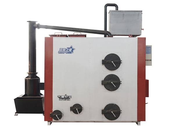 12000平数控采暖锅炉