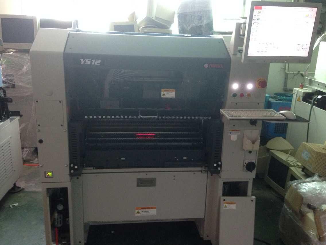 深圳二手雅马哈贴片机买卖,高价回收雅马哈全系列贴片机