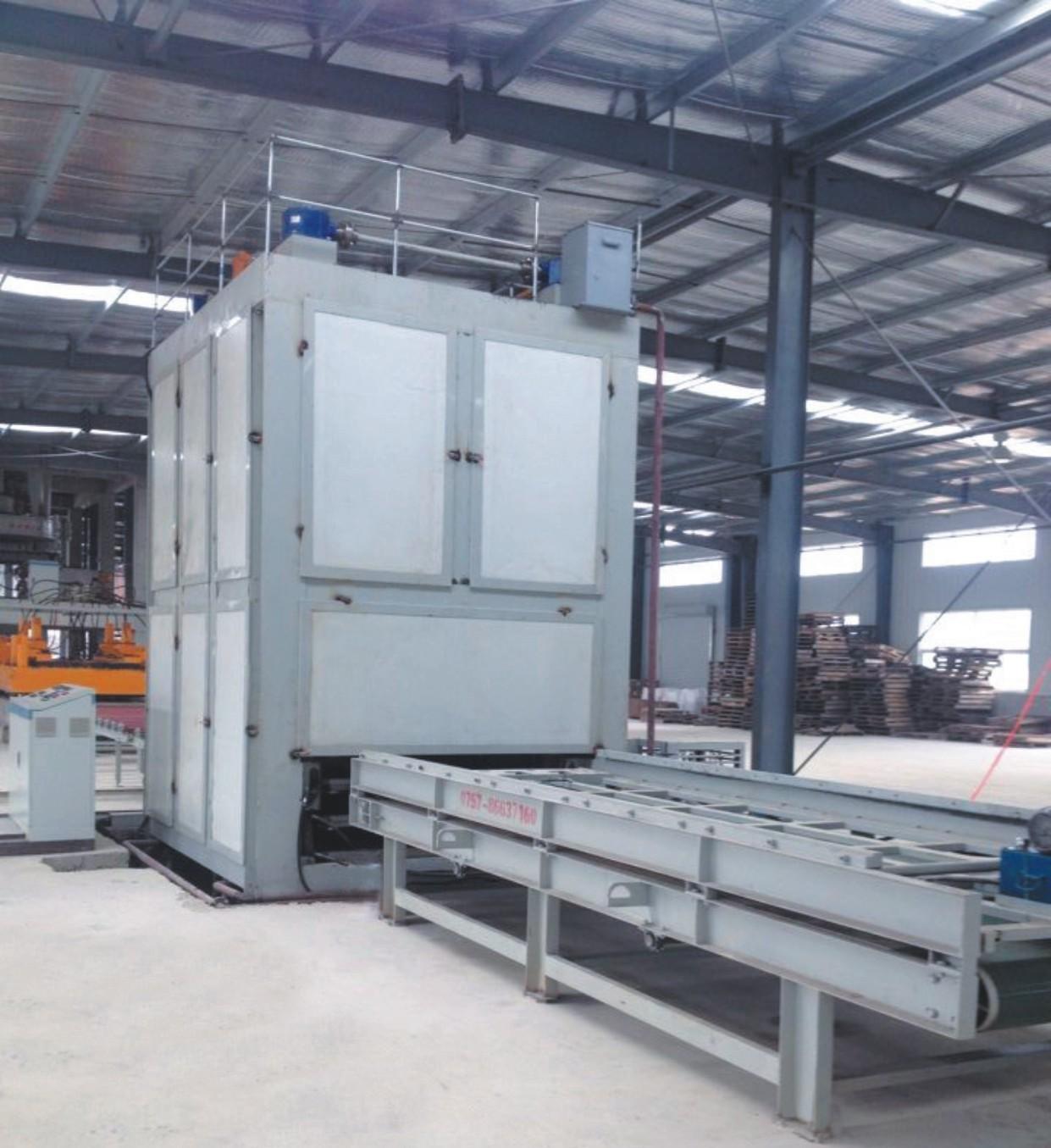 ZDJG系列夾板式固化爐