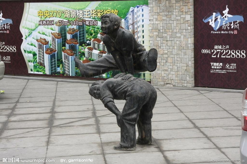 景观玻璃钢雕塑泰山雕塑专业制作