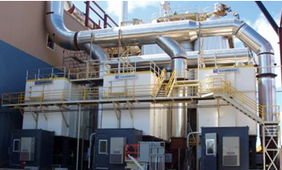 好的有機廢氣蓄熱燃燒設備RTO推薦——加工有機廢氣蓄熱燃燒設備