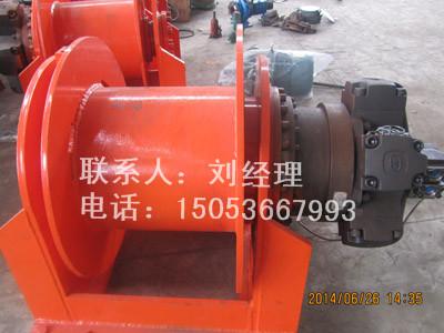 青州挖泥船液壓絞車-規模大的絞吸式挖泥船液壓絞車廠家推薦