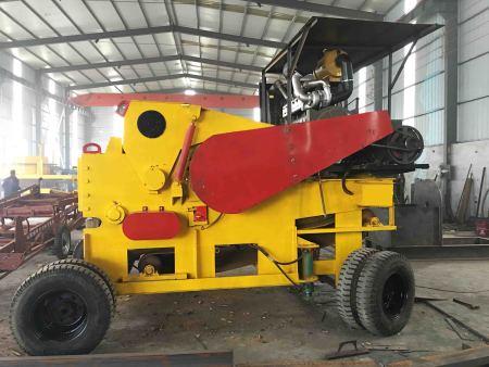 柴油机型 可移动式 1250综合破碎机