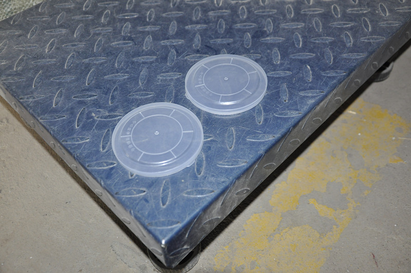 潍坊白色安全塑料盖、白色安全塑料盖生产、加工白色安全塑料盖